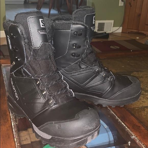 5e206466a61 Salomon Toundra Forces CSWP Mens Boots